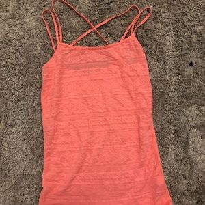 Tank top from aéropastle.